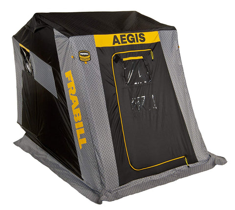 Frabill Flip Ice Shelter, 2-person