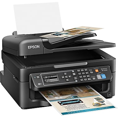 Epson WorkForce WF-2630 All-In-One Inkjet Printer (C11CE36201)