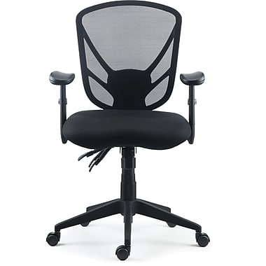 Staples Berwood Mesh and Fabric Task Chair