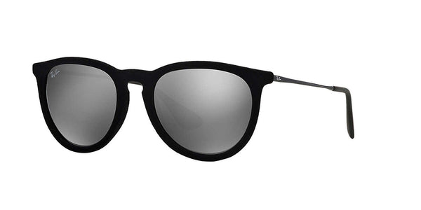 Ray-Ban Women's Erika Velvet Sunglasses, Black, One Size