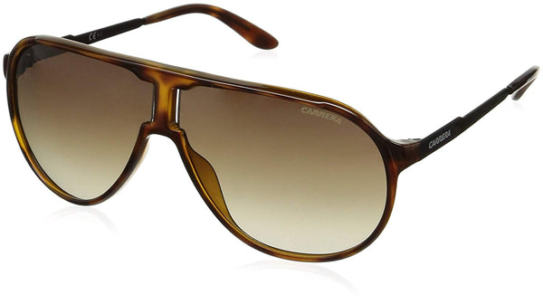 Carrera 8F8 Dark Havana New Champion Aviator Sunglasses Lens Category 2