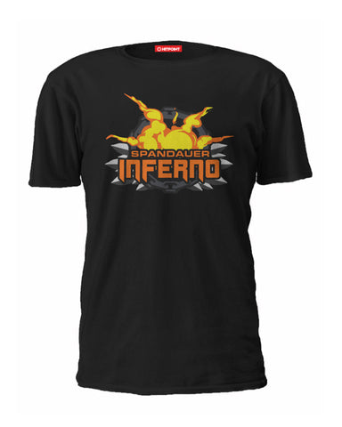 Spandauer Inferno - Official t-shirt - Spandauer Inferno Official Store