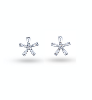 Joy Diamond Stud Earrings