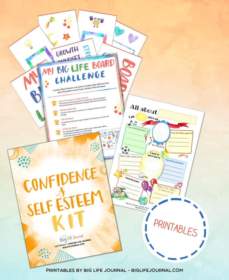 Confidence & Self-Esteem Kit