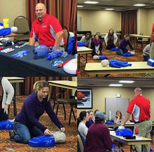 CPR / AED Blended Learning Course Adult & Pediatric (Adult,Child & Infant) DULUTH
