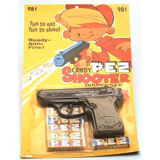 Candy Shooter on Card