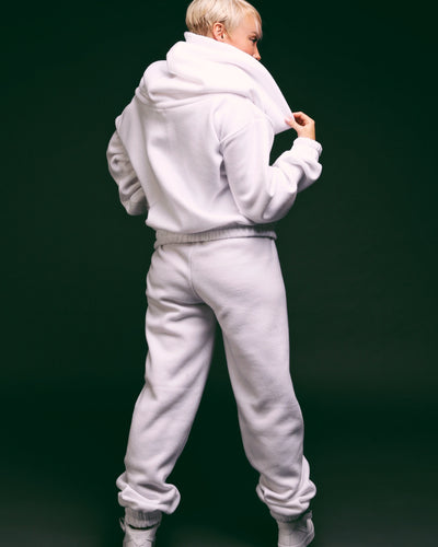 TEDDY 24 PANTS // WHITE