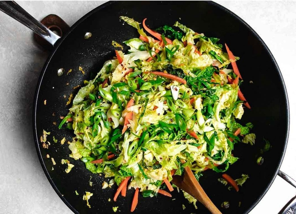Chinese Cabbage Stir-fry