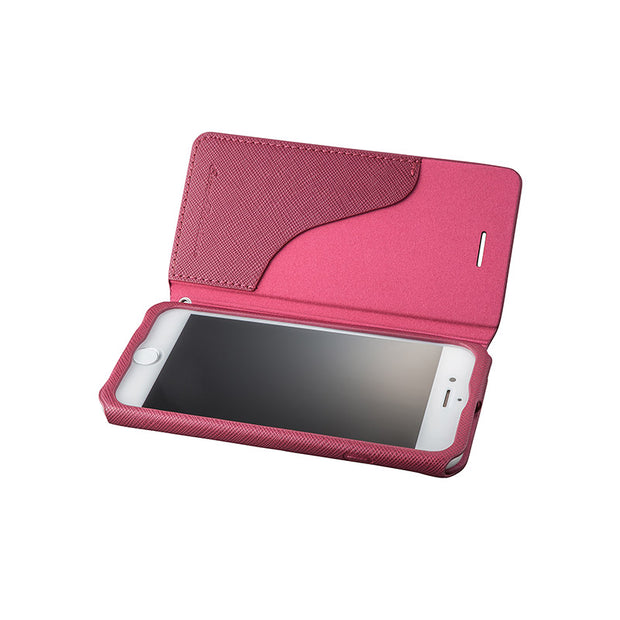 GRAMAS グラマス  iPhone 8/7 手帳型ケース COLORS EURO Passione Leather Case