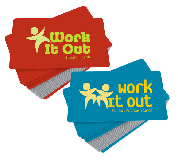 Work It Out Card Game