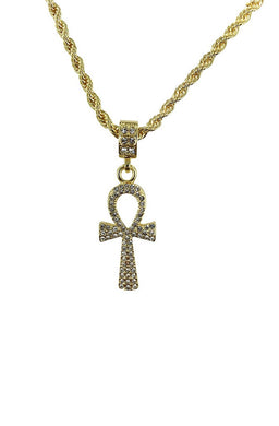 Loop Ankh Neck-piece