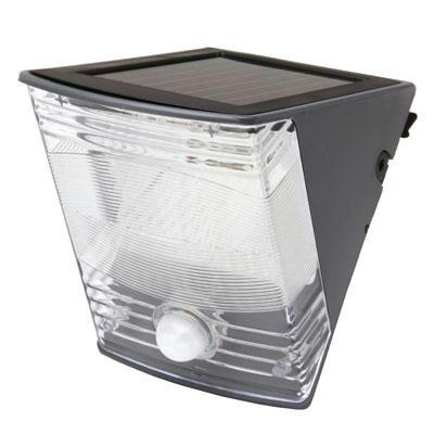 Southwire Designers Edge LED Motion Activated Solar Wall or Post Light