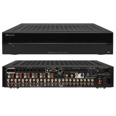 8 Source 8 Zone Controller Amp