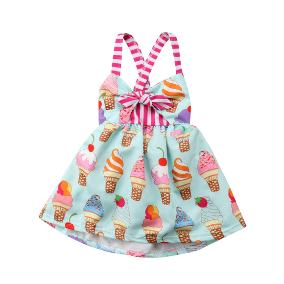 Ice cream Sundress