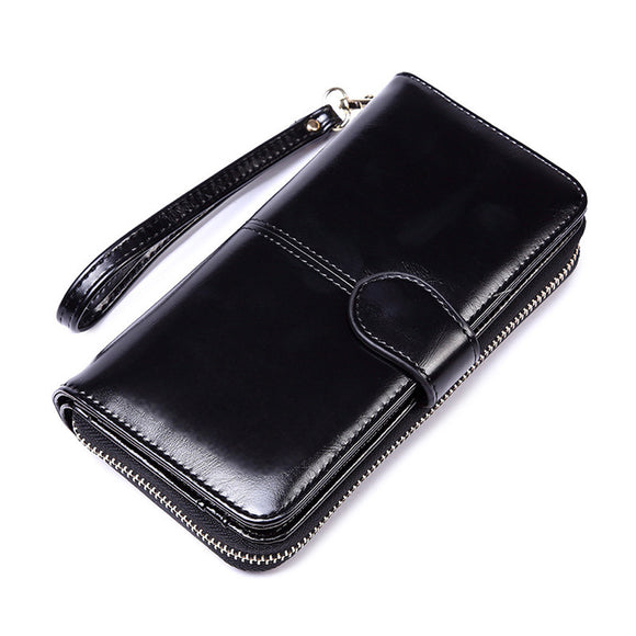 Women Leather Two fold Wallet