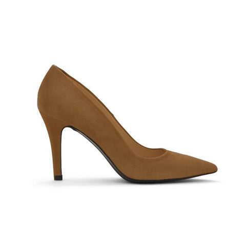 Raquel Pump - Chestnut