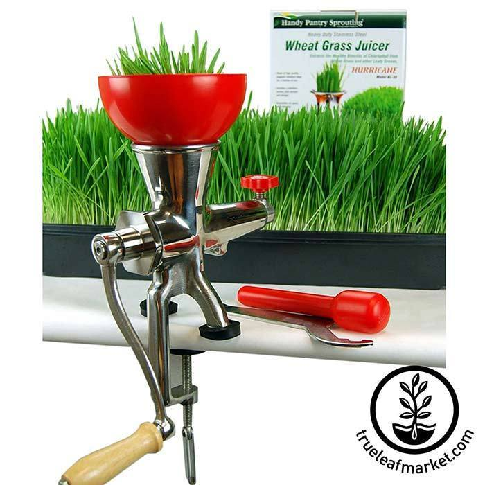 Tornado Manual Wheatgrass Juicer
