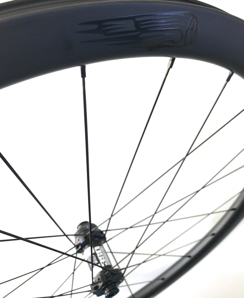 Speedpro D380 Carbon Clinchers - DISC