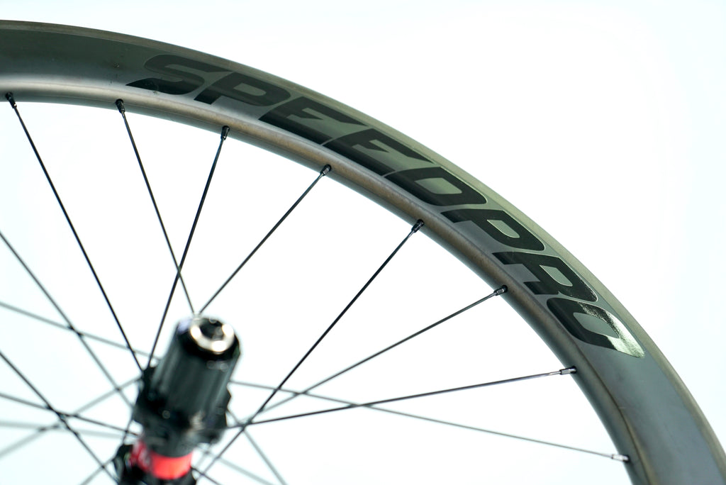 SPEEDPRO 65mm Carbon Clinchers