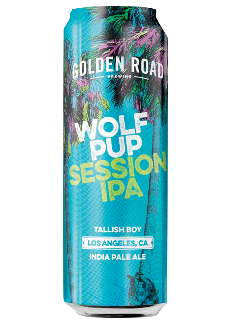 Golden Road Wolf Pup Session IPA, 19 oz Can