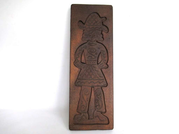UpperDutch:Cookie Mold,Wooden cookie mold. Springerle Cookie Mold. Speculaas plank.