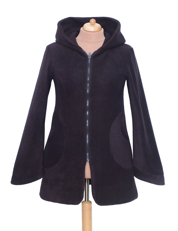 Zip up Arabelle hoodie - TPF Faerie Wear