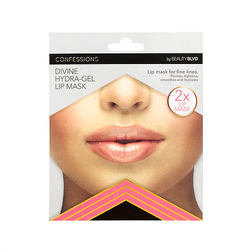 Beauty Boulevard Confessions Divine Hydra-Gel Lip Mask