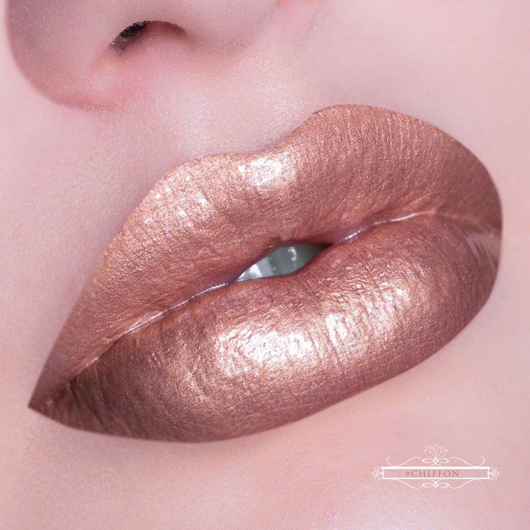 House of Beauty Lip Hybrid - Chiffon