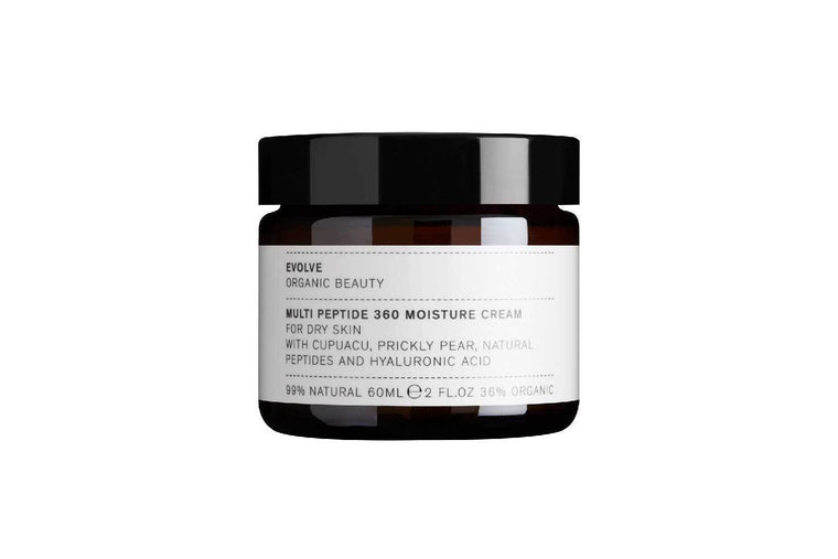 Evolve Multi Peptide 360 Moisture Cream, 60ml