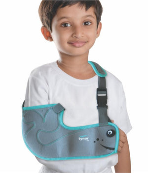 Pouch Arm Sling Child-Physio Supports- Physio Supports Tynor Ankle Brace with Straps · Tynor Ankle Wrap · Tynor Arm Sling · Tynor Back support Tynor Breathable Wrist Brace Tynor Ceramic Ankle Support · Tynor Elbow Support. physio supports. australia. fracture. sprained ankle, orthopedic appliances,Orthopaedic Braces & Supports