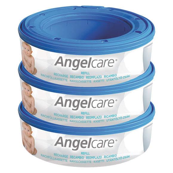 ANGELCARE ROUND REFILL CARTRIDGE 3 PACK