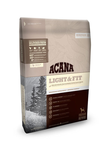acana light and fit