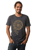 'SOUL FORCE' MENS ORGANIC TEE