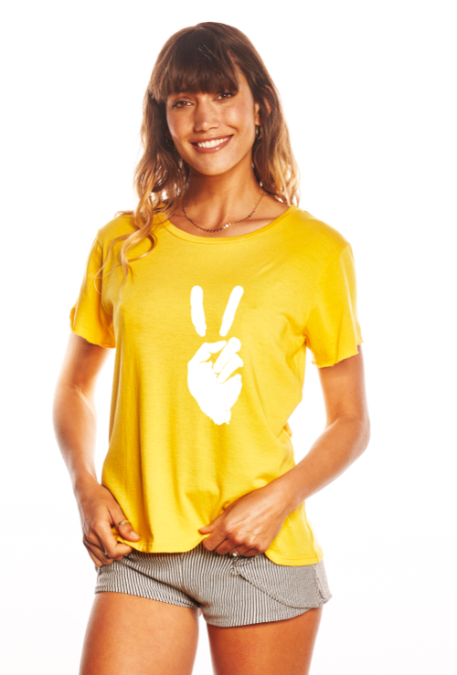'Peace Sign' NEW PERFECT TEE