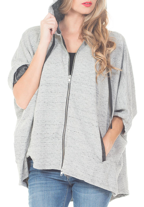PONCHO SWEATER - PTJ TREND: Women's Designer Clothing