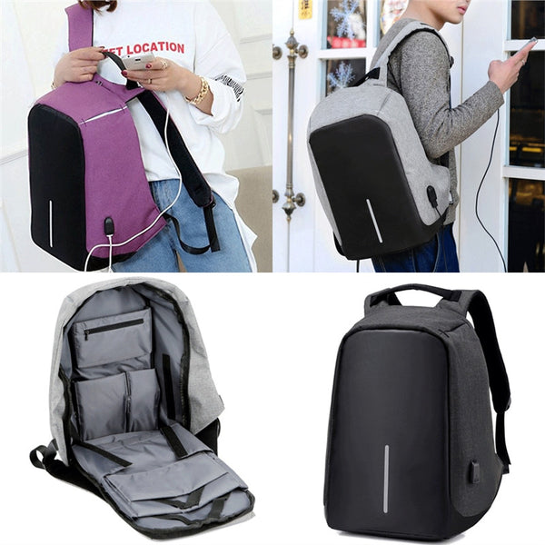 Anti-theft Backpack school travel
