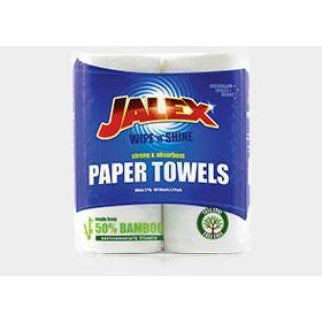 Hand Towel Roll 2 Ply White (2 Pack) - Virgara Fruit & Veg, Adelaide wide free fresh fruit & veg delivery