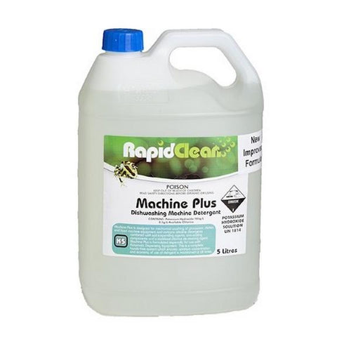 Rapid Clean Dishwash Detergent (5 Ltr) - Virgara Fruit & Veg, Adelaide wide free fresh fruit & veg delivery