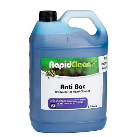 Rapid Antibac Liquid Hand Soap (5 Ltr) - Virgara Fruit & Veg, Adelaide wide free fresh fruit & veg delivery