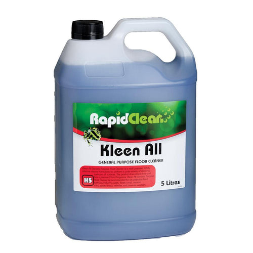 Rapid Kleen All Floor Cleaner (5 Ltr) - Virgara Fruit & Veg, Adelaide wide free fresh fruit & veg delivery