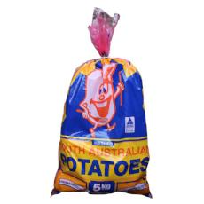 Potato White 5kg Bag - Virgara Fruit & Veg, Adelaide wide free fresh fruit & veg delivery