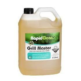 Rapid Grill Cleaner - Grill Master (5 Ltr) - Virgara Fruit & Veg, Adelaide wide free fresh fruit & veg delivery