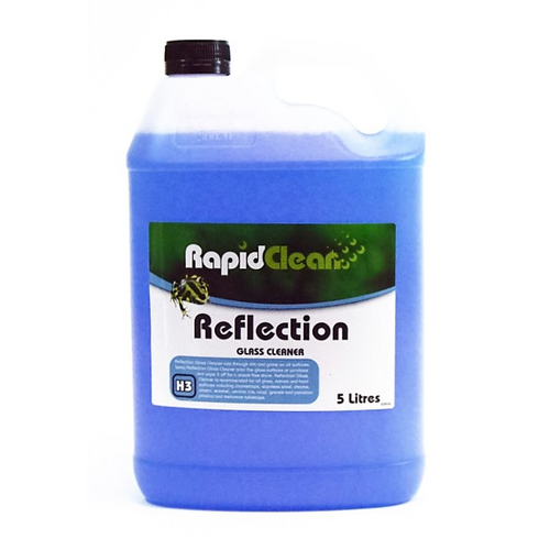 Rapid Reflection - Glass Cleaner (5 Ltr) - Virgara Fruit & Veg, Adelaide wide free fresh fruit & veg delivery