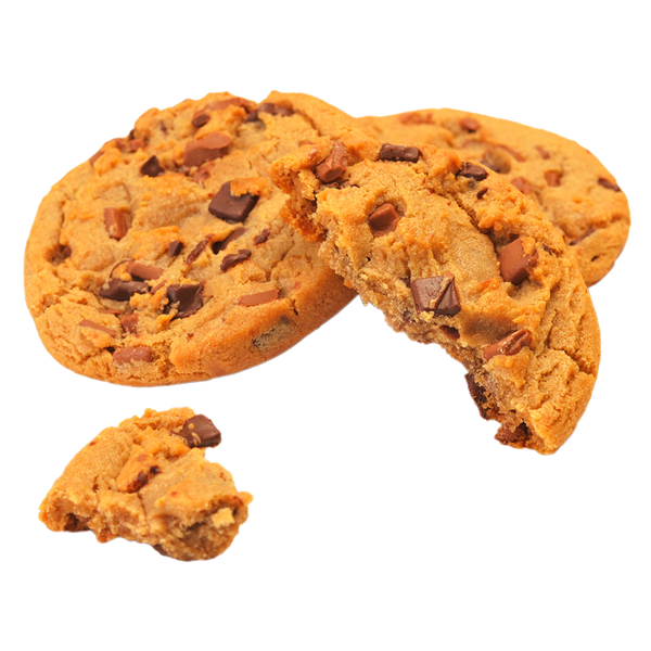 Dawn Double Belgian Chocolate Chunk Cookies 76g