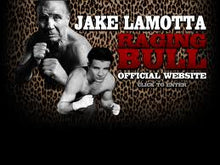 "Autographed Jake LaMotta ""The Ragging Bull"" Boxing Gloves Very Rare"