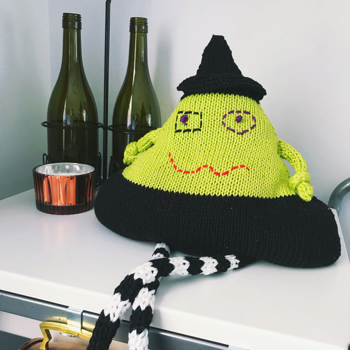 Not-So-Wicked Witch Free Pattern