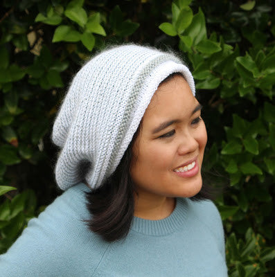 Icicles Hat Free Pattern