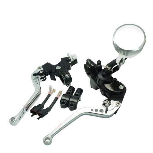 High Performance Brake and Clutch Lever Set