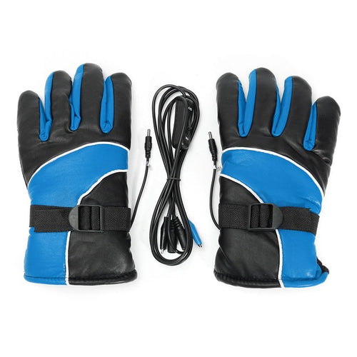Heated Riding Gloves (hardwired 12V)