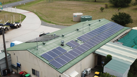 20kw System Installed at MA Baker in Booral NSW
